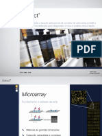 iDetect - portable biomedical diagnostics microarray - Presentation