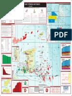 Mapa energetico de Trinidad y Tobago