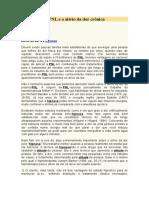 A PNL e o Alívio Da Dor Cronica