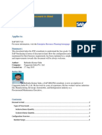 Free Good Concept in Sap MM