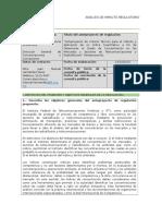 impactoregulatorio