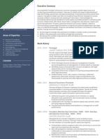 VisualCV Examples Visualcv Resume