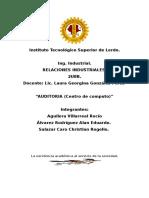 Auditoria Informatica Centro de Computo (1)