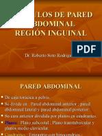 Musculos de Pared Abdominal