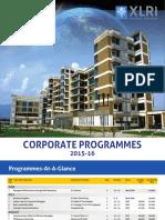 Xlri Mdp Calendar2015 16