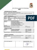 Avance de Programa de Raid Jerez 2002 2016(1)