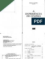 Ismail Xavier a Experiencia Do Cinemapdf