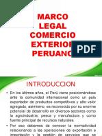 Marco Legal Comercio Exterior Peruano