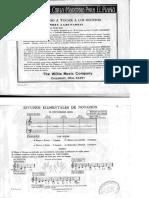 John Thompson - Curso Moderno Para El Piano