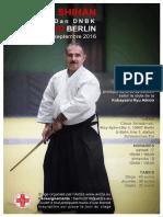 09/2016 Aikido Seminar Berlin (version française)