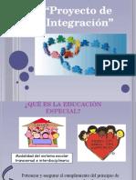 Programa de Integración