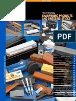 Sharpening Stones Catalog Number 200 2008