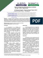 Acupuntura Como Atividade Multiplrofissional No Brasil
