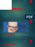 Deming y Benchmarking (1)