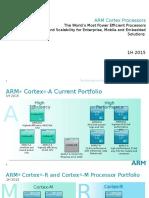 ARM Cortex Portfolio - Public Version -V7