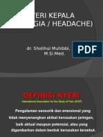 Headache UPN 04 12