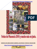 Feria y Fiestas de Plasencia 2016