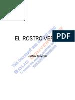 El Rostro Verde-meyrink