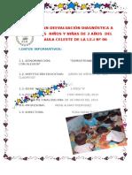 Plan de Evaluación Diagnótica(Lista Cotejo 3 Anos)Irene