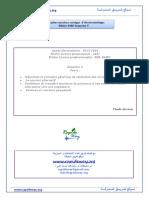 Cours plus exercices corriges d'électrocinétique.pdf