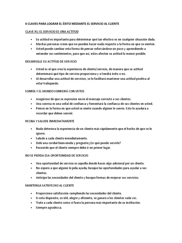 Contemporáneo Reanudar Words Clave Para Servicio Al Cliente Fotos ...