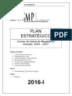 Plan Estratégico USMP