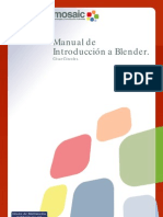 Manual de Introduccion a Blender