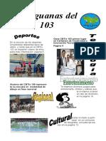 Periodico del cbtis 103