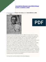 Biografia de Makarenko