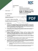 Pliego Tecnico Normativo-rtic n15 Subsistemas de Distribucion