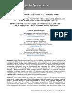 Revista geonordesteNúñezConcheiroTecnologías Mineras