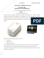 Práctica  5 Informes