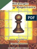 Donaldson J., Hansen C. - A Strategic Opening Repertoire 2nd Edition [2007]