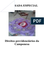 Cartilha Direitos Previdenciários e as Seguradas Especiais (1)