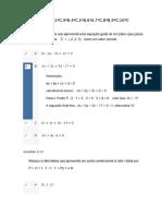 Atividade Pratica de Geometria Analitica Nota 100%