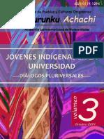 Revista Uturunku, Vol 3. Octubre de 2014