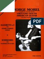 Jorge Morel - Virtuoso South American Guitar Vol.14