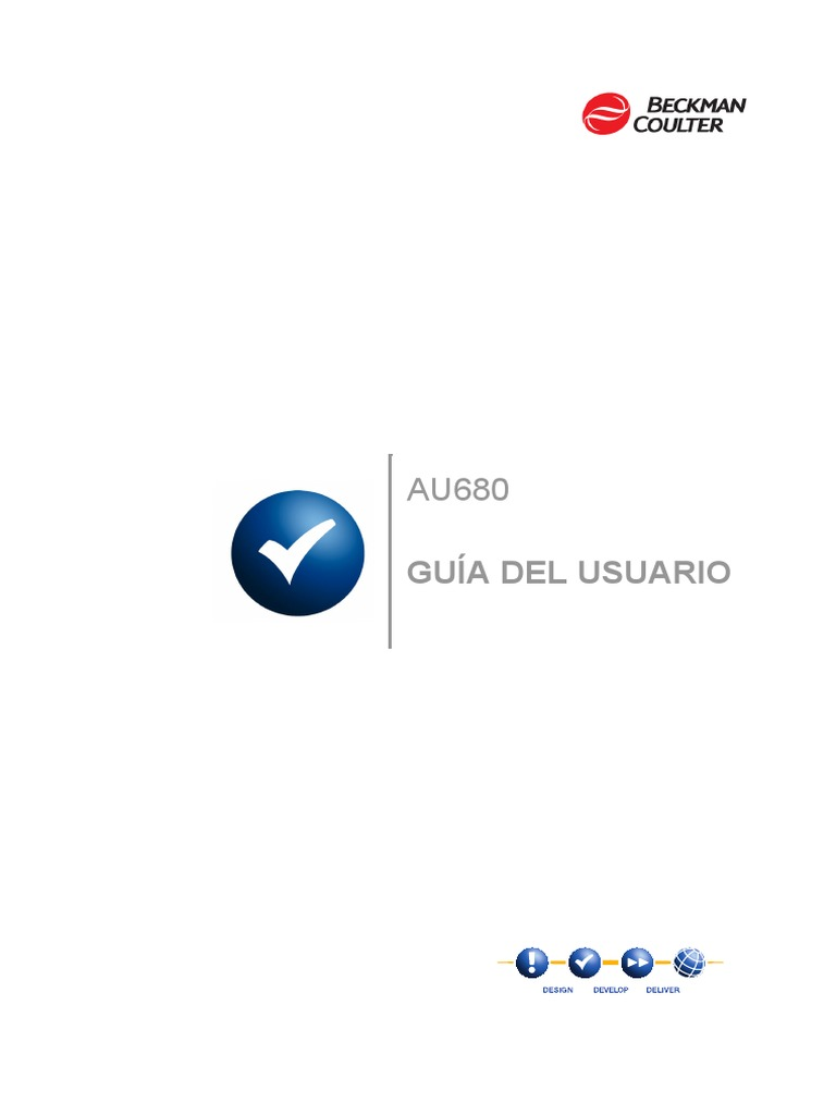 AU680 Manual de Usuario