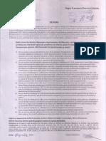 Petitia nr. 156 RTEC si raspuns
