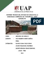 Informe Tecnico de Estudio de Suelos Final.pptx