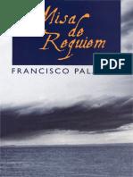 Misa de Requiem -Coro y Organo - Francisco-palazon