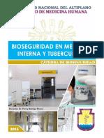 Medicina Interna y Tbc (Bioseguridad)