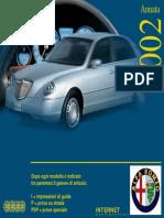 Manuali Quattroruote 2002 - Alfa 147 & 156