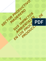 Legislacion del Sector Maderero  - Ecuador