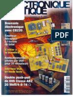 Electronique Pratique 318 2007 Juillet Aout