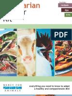Mercy For Animals Vegetarian Starter Kit