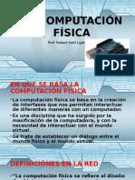 001 La Computación Física