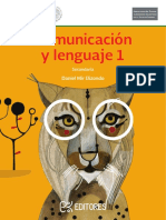 EK CL 1 PROYECTO LOCAL LECTURA