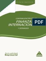 Contabilizacion de Las Finanzas Internacionales y Derivados