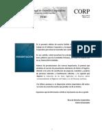 Boletín CO Año II Nº 6 Enero 2012_3 Derecho Corporativo-impreso